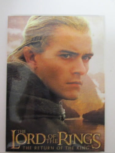 Lord of The Rings The Return Of The King Magnet Legolas Photo