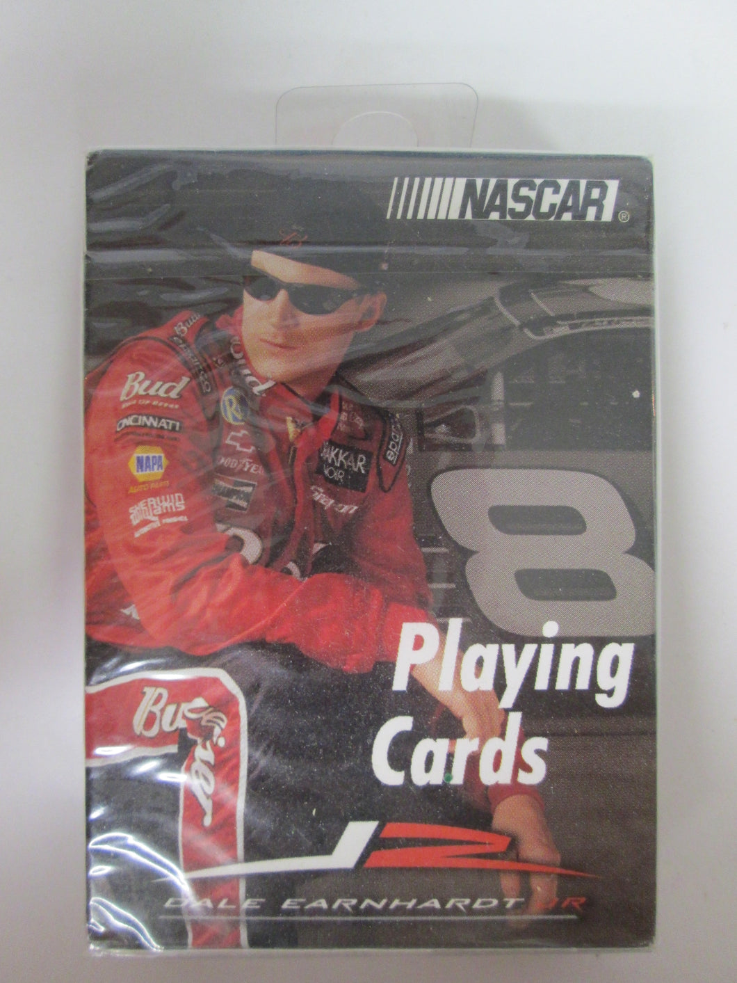 Nascar Playing Cards Dale Earnhardt Photo Sealed (2003)