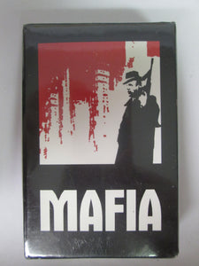 Mafia Playing Cards Sealed