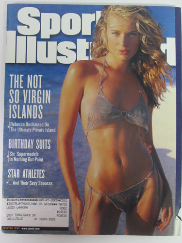 Sports Illustrated Swimsuit Edition Winter 1999