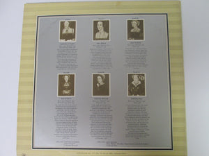 Rick Wakeman The Six Wives of Henry VIII Record Album 1974