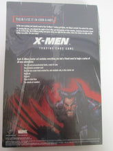X-Men Trading Card Game 2-Player Starter Set includes X-Men Comic Book