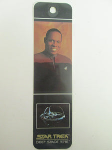 1993 Star Trek Deep Space Nine Commander Benjamin Sisko Bookmark