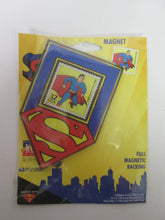 1998 DC Superman Acrylic Magnet Golden Age Image Post Office Release