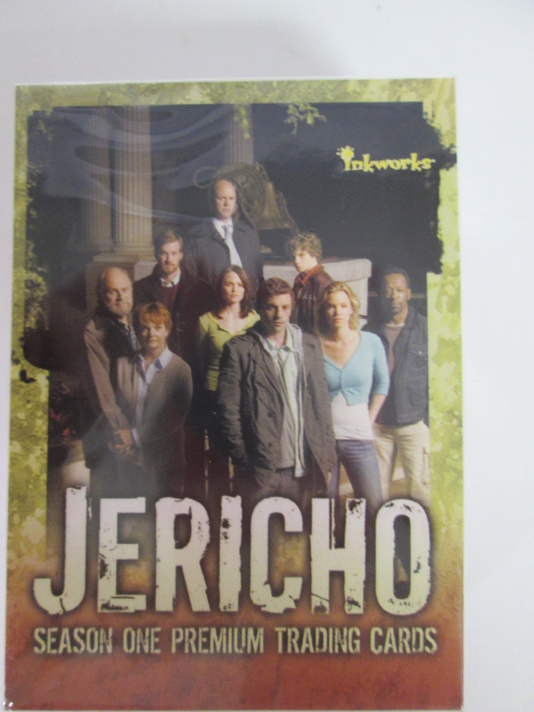 2002 Inkworks Jericho Season One Complete Trading Card Set of 72