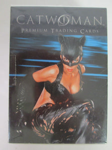 Inkworks Catwoman Movie Complete Trading Card Set of 72