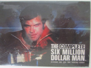 2004 Rittenhouse Archives The Six Million Dollar Man Trading Card Set of 72