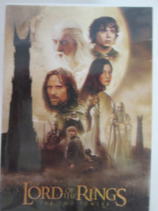 2003 Topps Lord of the Rings The Two Towers Complete Trading Cards Set of 162