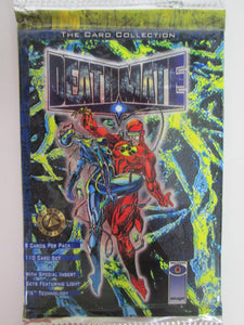 1993 Upper Deck Valient Comics Deathmate UNOPENED Pack of 8 Trading Cards