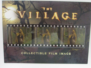 2004 The Village Movie Collectible Film Image