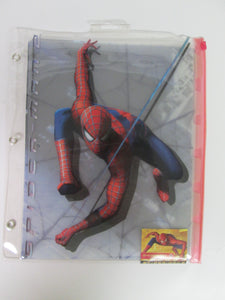 2004 Spiderman 2 Divider Set 6 Tabs Unopened