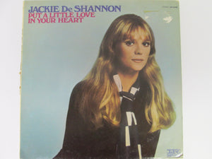 Jackie DeShannon Put A Little Love In You Heart Record Album Imperial/Liberty 1969