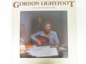 Gordon Lightfoot Cold On the Shoulder Record Album Reprise/Warner 1975