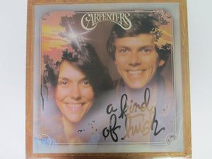 Carpenters A Kind of Hush Record Album A&M 1976