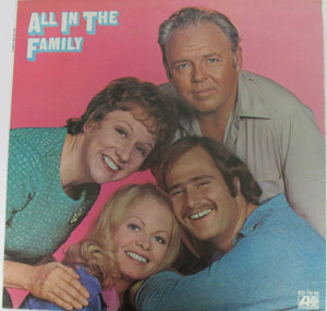 All In The Family Record Album Atlantic 1971