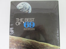 The Best of '69 24 of Today's Most Popular Songs Record Album Columbia 1969