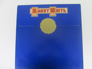 Barry White The Man Record Album 20th Century Fox 1978