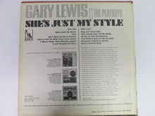 Gary Lewis & the Playboys She's Just My Style Record Album Liberty 1967