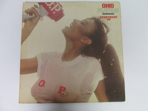 Ohio Players Everybody Up Record Album Arista 1979