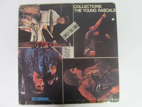 The Young Rascals Collections Record Album Atlantic 1967