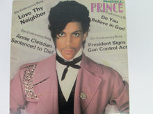 Prince Controversy Record Album Warner Brothers 1981
