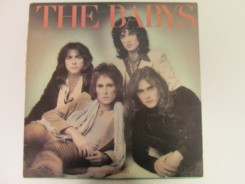 The Babys Broken Heart Record Album Chrysalis 1977