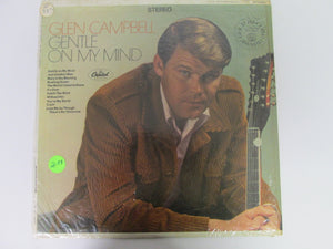 Glen Campbell Gentle On My Mind Record Album Capital 1967