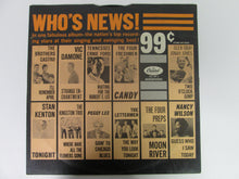Who's News Record Album Capital