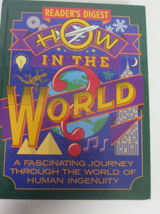 Reader's Digest How In the World HC 1990