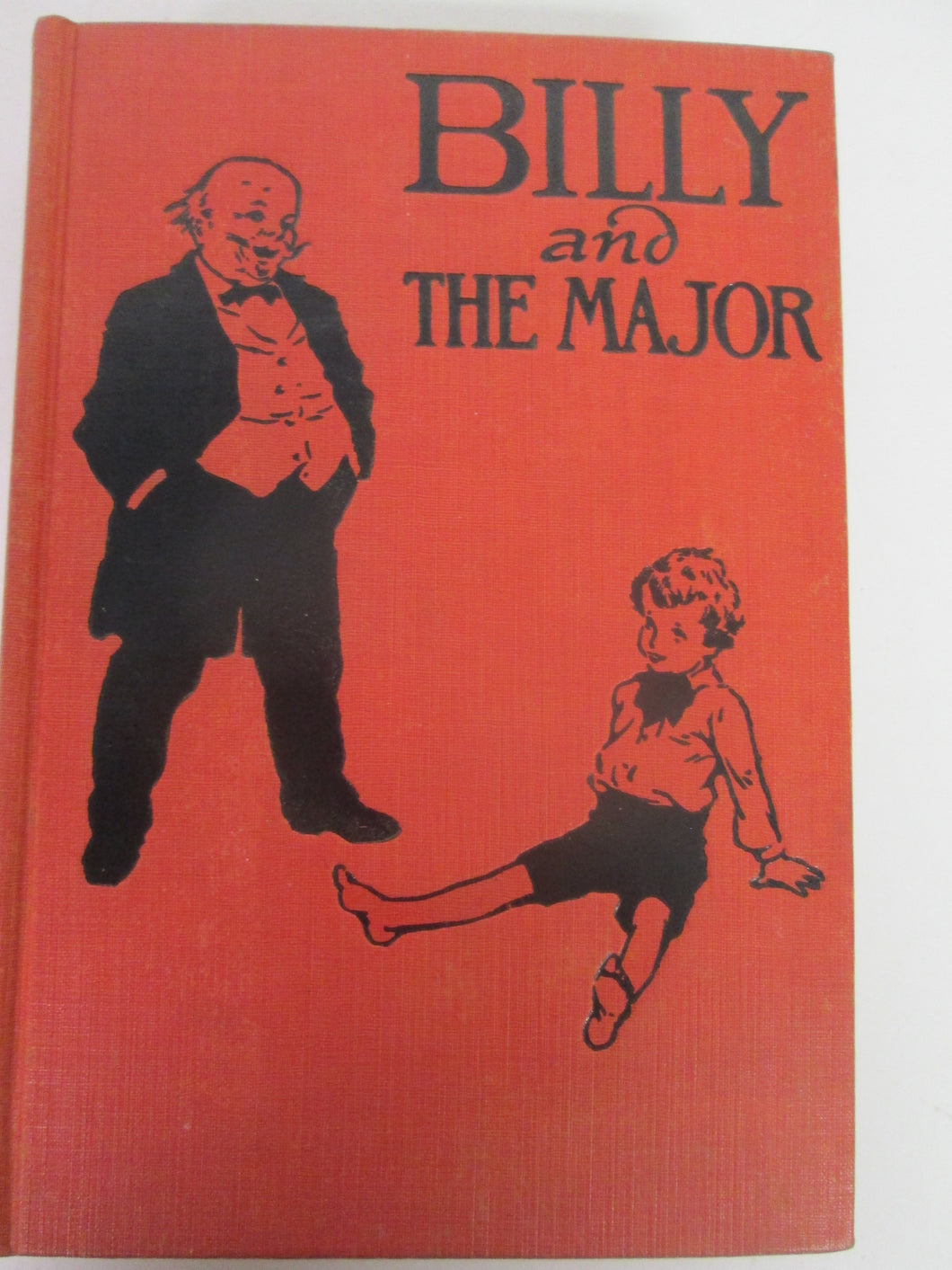 Billy and the Major by Emma Sampson HC 1918