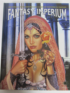 Fantasy Imperium An Interactive Storytelling Game of Historical Fantasy  by Mark O'Bannon HC 2006