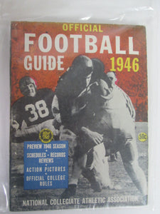 Official Football Guide 1946