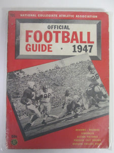 Official Football Guide 1947
