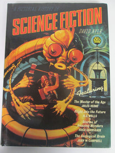 A Pictorial History of Science Fiction by David Kyle HC 1977
