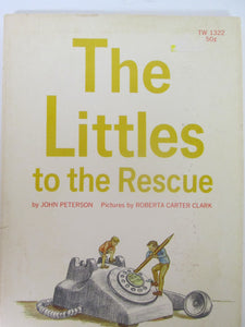 The Littles to the Rescue by John Peterson PB 1968