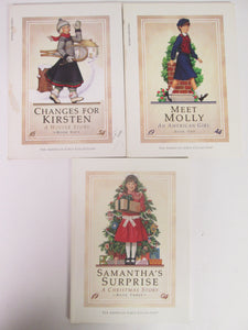 American Girls Collection Set of 3 Books PB