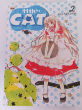 11th Cat by Kim MiKying Manga Vols 1-4 & Special