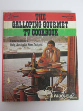 The Gallopong Gourmet TV Cookbook by Graham Kerr Vols 1 & 2 1972 HC