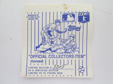 Babe Ruth Tankard Limited Edition #3205 with certified card