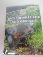 Jacksonville Zoo and Gardens Lapel Pin