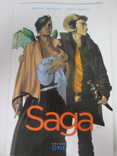 Saga GN by Vaughan & Staples Volume One 2015 PB