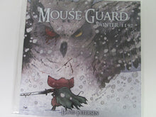 Mouse Guard Winter 1152 1st Printings by David Peterson 1-6 Complete Set