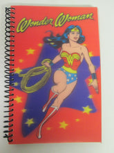 Wonder Woman Holograph Cover Hardcover Writing Journal/Notebook