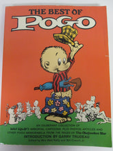 Best of Pogo by Walt Kelly, introduction by Garry Trudeau 1982 PB