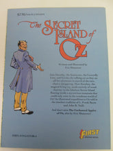The Secret Island of OZ by Eric Shanower A First GN 1986