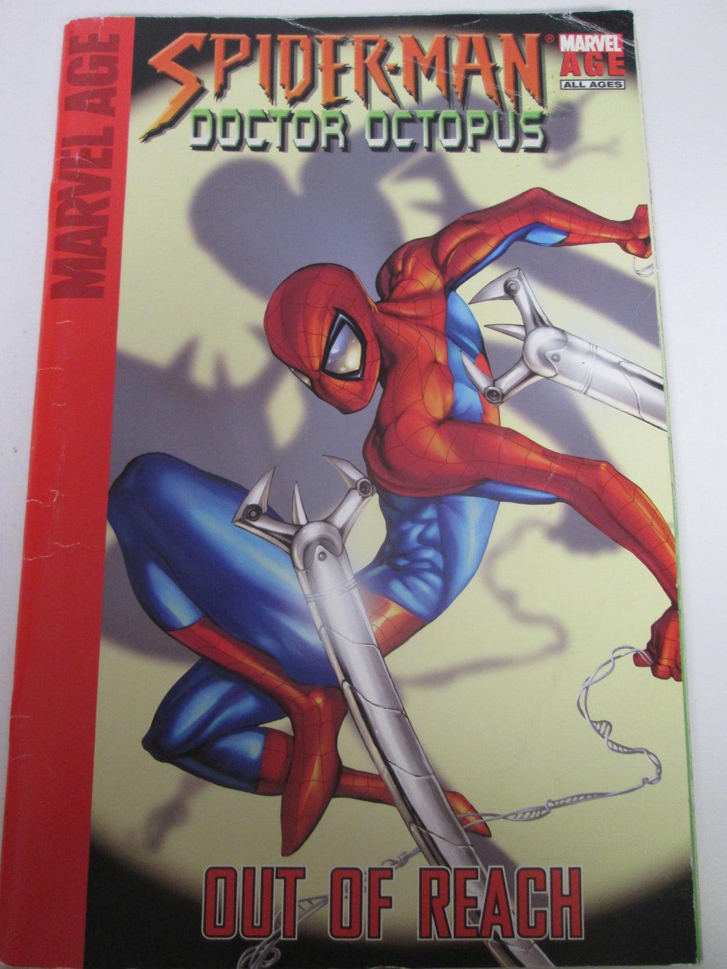 Target Marvel Age Spider-Man Doctor Octopus Out of Reach reprints Out of Reach 1-5 2004