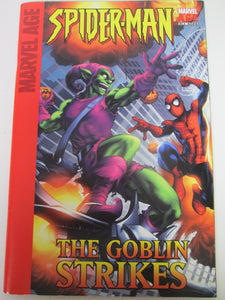Target Marvel Age Spider-Man The Goblin Strikes reprints Marvel Age Spider-Man 13-16 2004