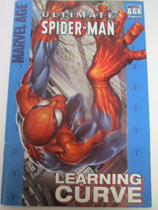 Target Ultimate Spider-Man Learning Curve reprints Ultimate Spider-Man 8-13 2004