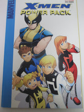 Target X-Men Power Pack reprints Power Pack 1-2 and X-Men Power Pack 1-2 2006