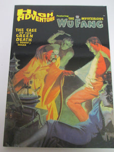 High Adventure The Mysterious Wu-Fang #55 Pulp Reprint PB